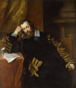 Henry Percy 9th Earl of Northumberland by Anthony an Dyk