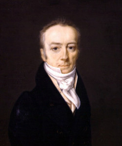 James Smithson. Illegitimate Son of Sir Hugh Smithson.