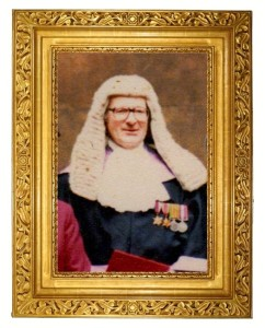 His Honour Judge R. A Percy
